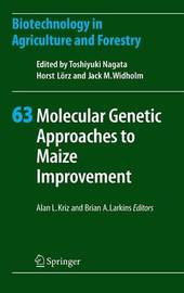 Molecular Genetic Approaches to Maize Improvement image