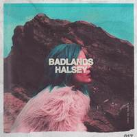 Badlands (Blue LP) by Halsey