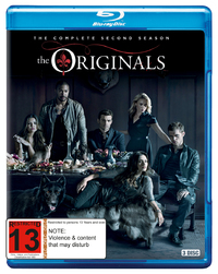 The Originals - Season 2 on Blu-ray