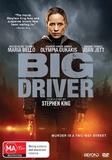 Big Driver on DVD