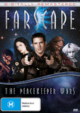 Farscape: The Peacekeeper Wars - Remastered Edition on DVD