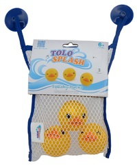 Tolo Toys: Squishy Ducks - Bath Time Set