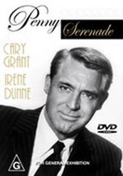 Penny Serenade on DVD image
