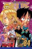 One Piece, Vol. 84 by Eiichiro Oda
