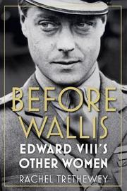 Before Wallis by Rachel Trethewey