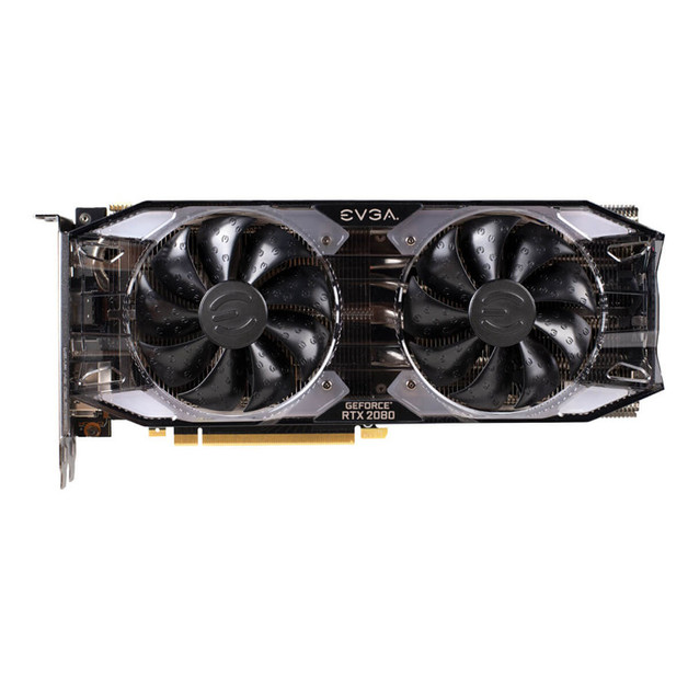 EVGA GeForce RTX 2080 XC 8GB GDDR6 Gaming Graphics Card