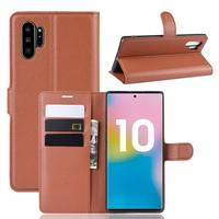 Ape Basics: Synthetic Leather Case for Samsung Note 10+
