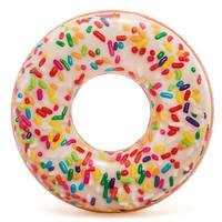 """Intex: Sprinkle Donut - Inflatable Lounger (45"""") image"""