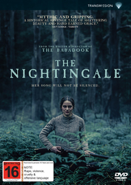 The Nightingale on DVD image
