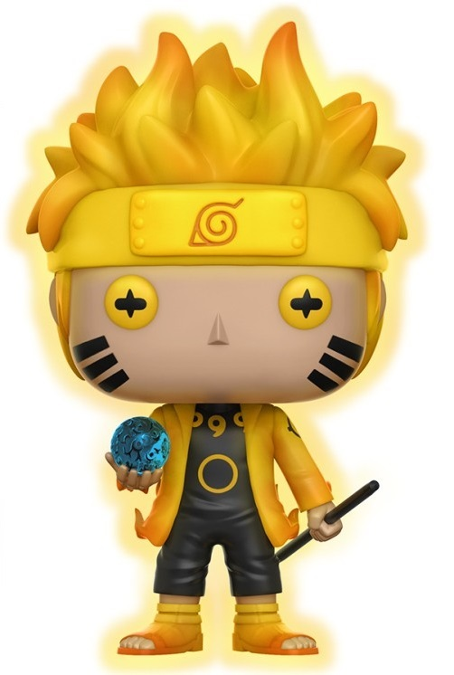 Naruto - Naruto Six Path (Glow) Pop! Vinyl Figure