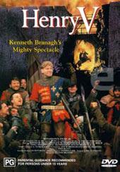 Henry V on DVD