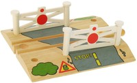 Bigjigs Rail Accessories - Level Crossing