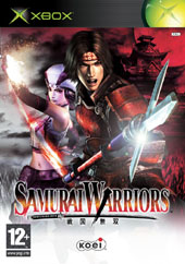 Samurai Warriors for Xbox