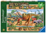 Ravensburger 100 Piece Jigsaw Puzzle - Dinosaurs