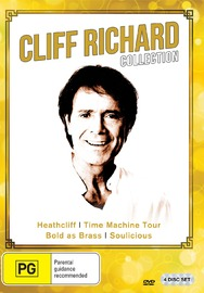 Cliff Richard Collection on DVD