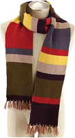 Doctor Who 4th Doctor Deluxe 6ft Scarf