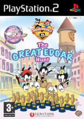 Animaniacs: The Great Edgar Hunt for PlayStation 2
