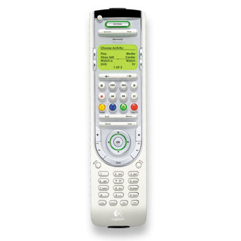 Logitech Harmony Advanced Universal Remote for Xbox 360 for X360