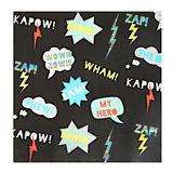 Meri Meri - Zap Large Napkins (16 Pack)