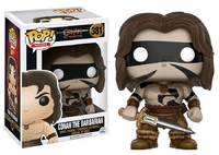 Conan The Barbarian (Masked) - Pop! Vinyl Figure