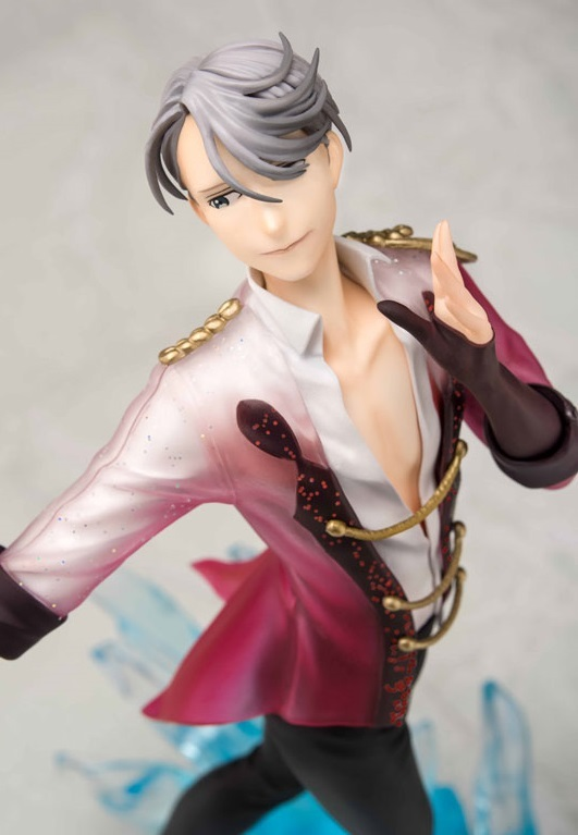 Yuri on Ice: 1/8 Victor Nikiforov - PVC Figure