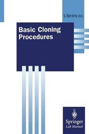 Basic Cloning Procedures