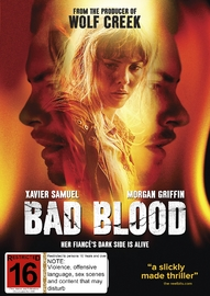 Bad Blood (2017) on DVD