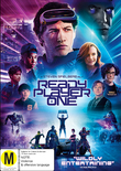 Ready Player One on DVD