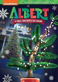 Albert: A Small Tree With A Big Dream on DVD