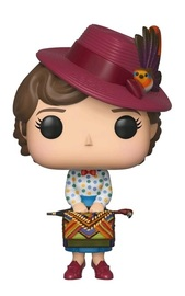 Mary Poppins Returns - Mary Poppins (with Bag) Pop! Vinyl Figure