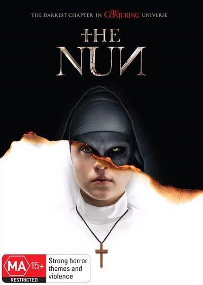 The Nun on DVD image