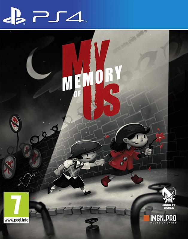 My Memory of Us for PS4