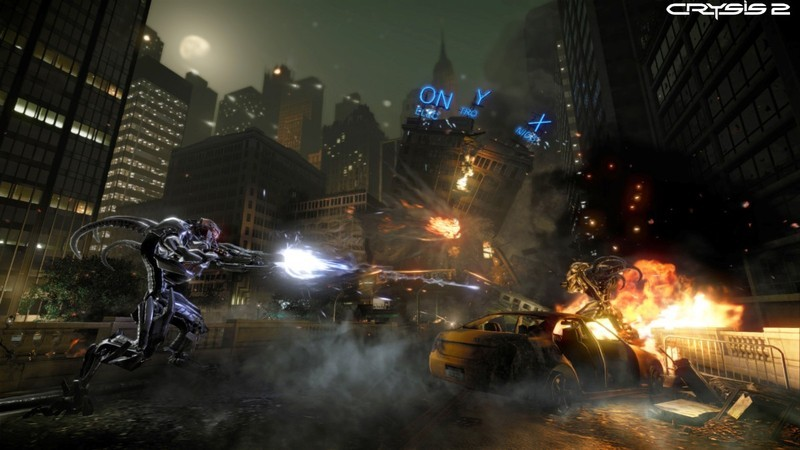 Crysis 2 for PC Games image