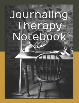Journaling Therapy Notebook by Zunkarztreazure Books
