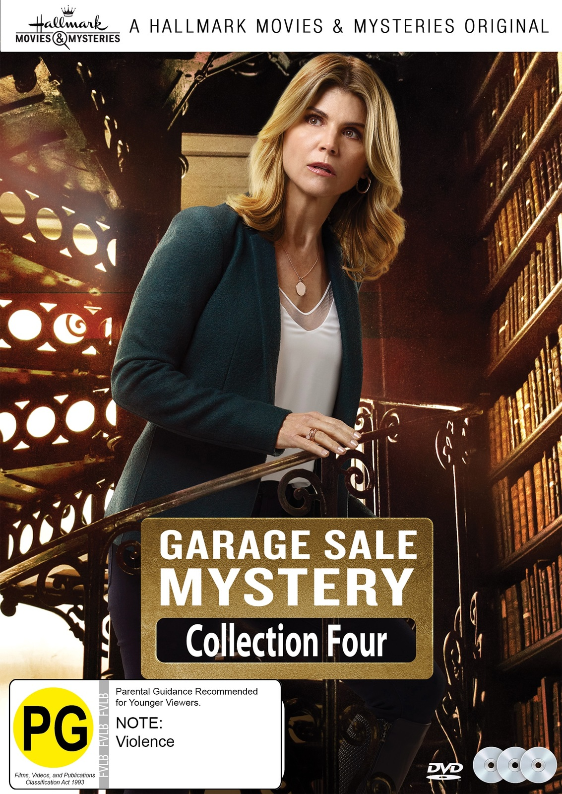 Garage Sale Mysteries: Collection 4 on DVD image