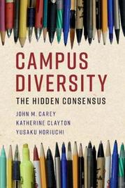 Campus Diversity by Katherine Clayton