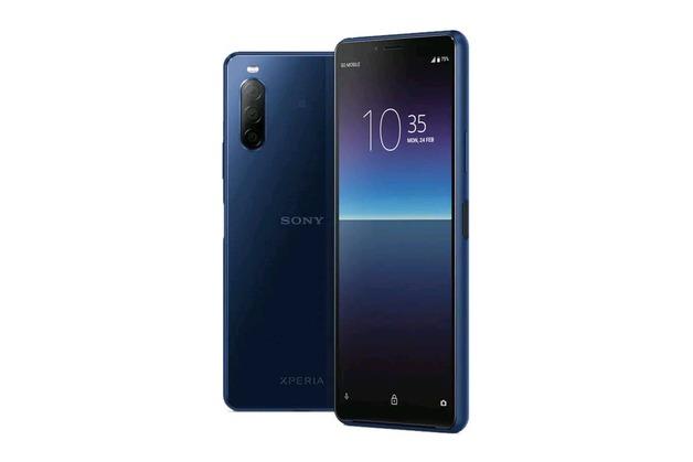 Sony Xperia 10 II Dual (128GB/4GB RAM) - Blue