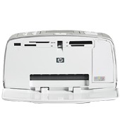 "Hewlett-Packard HP Photosmart 385 Compact Photo Printer Thermal inkjet  as fast as 45 seconds (4""x6"" color photo*)"