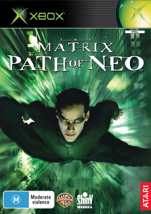 The Matrix: Path of Neo for Xbox