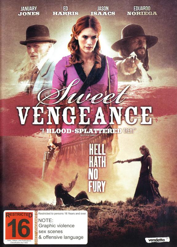 Sweet Vengeance on DVD
