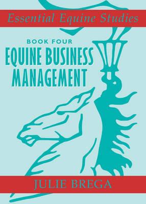 Equine Business Management by Julie Brega image