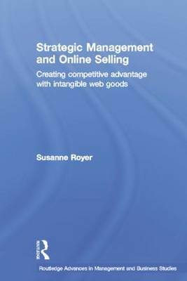 Strategic Management and Online Selling by Susanne Royer image