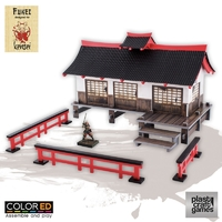 ColorED Scenery: Fukei - Dojo