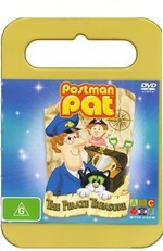 Postman Pat - The Pirate Treasure on DVD