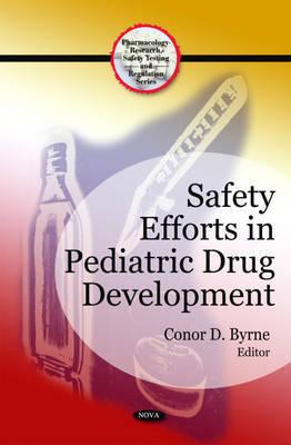 Safety Efforts in Pediatric Drug Development image