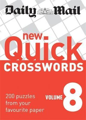 The Daily Mail: New Quick Crosswords 8 image