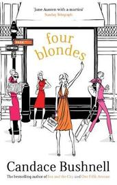 Four Blondes by Candace Bushnell image