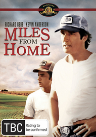 Miles from Home on DVD image