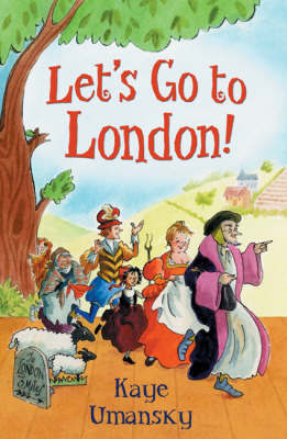 Let's Go to London by Kaye Umansky image