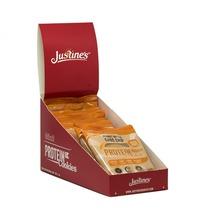 Justine's Mini Protein Cookies - Peanut Butter (10x25g)